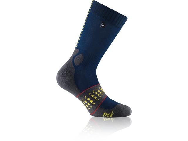 Rohner Trek-Power L/R Socks, marine